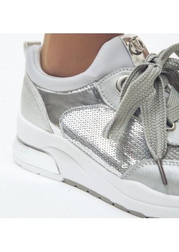Sneaker Blanco Lentejuelas