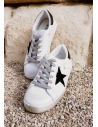 Zapatillas Deportivas Estrella Negra